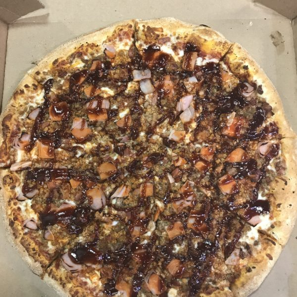 Smokehouse Pizza